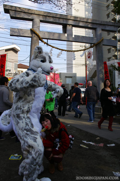 【かなまら祭エロ画像】本当にあったチンポ祭でとんだ羞恥プレイ! 14