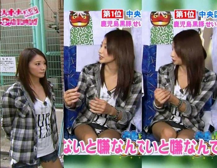 【放送事故エロ画像】おっぱい!パンツ!予期せずに流れた放送事故! 07