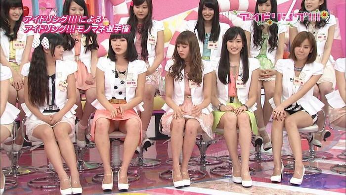 【放送事故エロ画像】おっぱい!パンツ!予期せずに流れた放送事故! 11