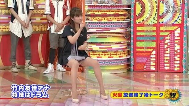 【放送事故エロ画像】おっぱい!パンツ!予期せずに流れた放送事故! 13