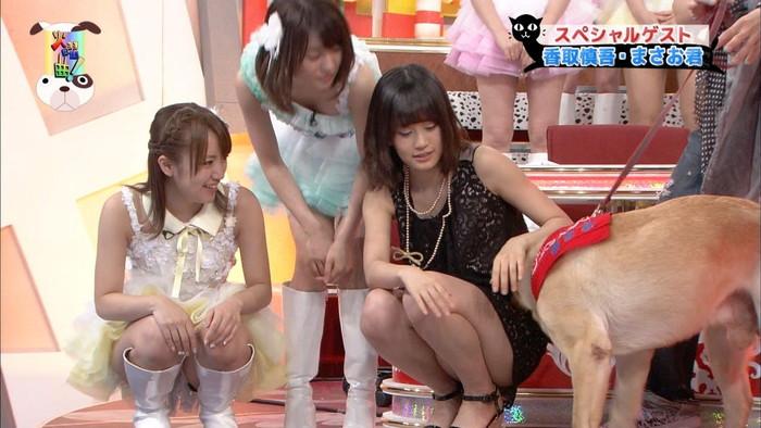 【放送事故エロ画像】おっぱい!パンツ!予期せずに流れた放送事故! 14