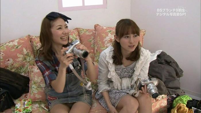 【放送事故エロ画像】おっぱい!パンツ!予期せずに流れた放送事故! 17