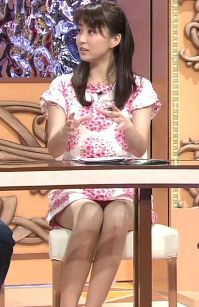 【放送事故エロ画像】おっぱい!パンツ!予期せずに流れた放送事故! 28