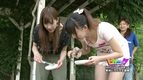 【放送事故エロ画像】おっぱい!パンツ!予期せずに流れた放送事故! 34