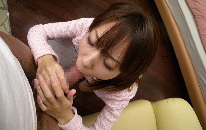 【フェラチオエロ画像】ジュポジュポと吸い付くような快感のバキュームフェラ! 13