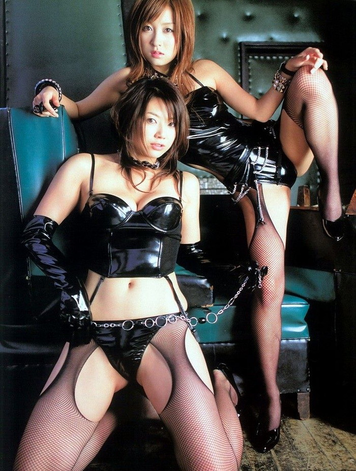【ボンテージエロ画像】ボンテージに身を包んだ女たちの雰囲気が激エロだな! 05