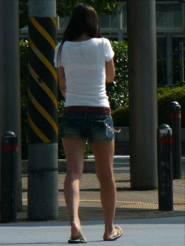 【透けブラエロ画像】街中でよく見かける透けブラを思う存分見てみたい! 02