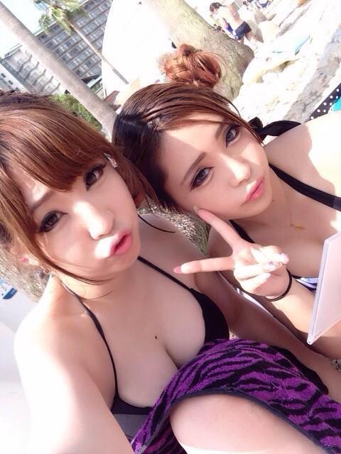 【素人水着エロ画像】SNSで女友達の水着姿をオカズにした…なんてヤツは必見な!?w 02