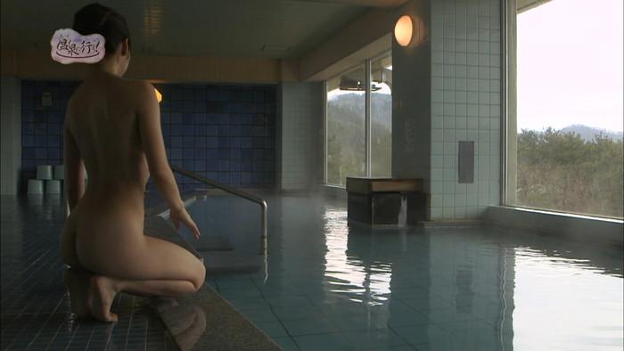 【TVキャプチャエロ画像】温泉に行こうのキャプ画からお尻をクローズアップ! 21