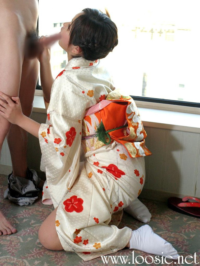 【和服エロ画像】浴衣で…着物で…破廉恥三昧!日本人女性の魅力! 21