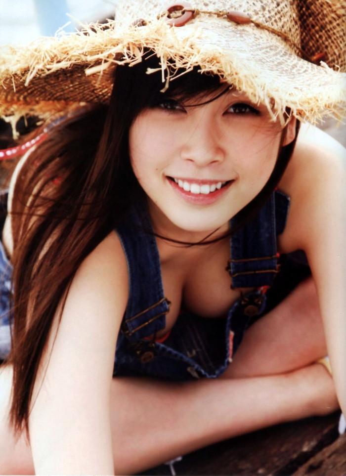 【やまぐちりこエロ画像】元AKBメンバーの本気丸出しの悦顔に勃起不可避! 01