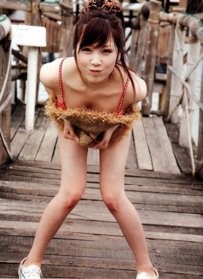 【やまぐちりこエロ画像】元AKBメンバーの本気丸出しの悦顔に勃起不可避! 10