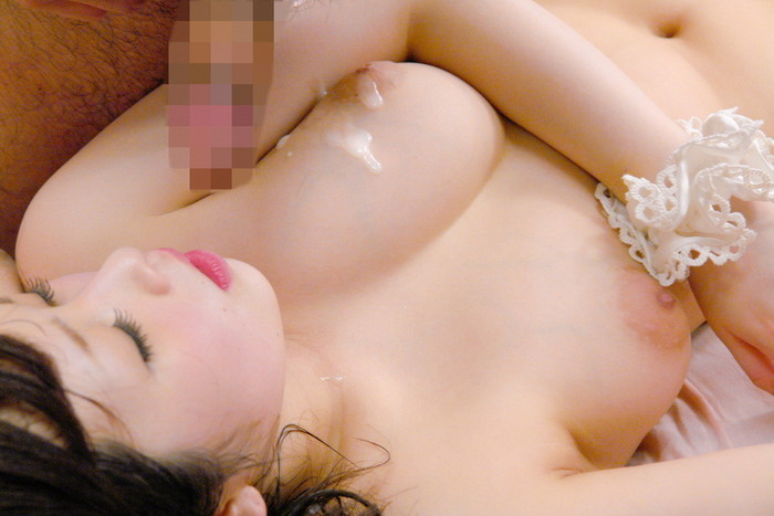 【やまぐちりこエロ画像】元AKBメンバーの本気丸出しの悦顔に勃起不可避! 22