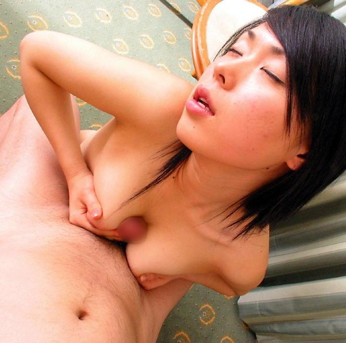 【パイズリエロ画像】おまいら!パイズリは好きか?巨乳パイズリ画像! 18