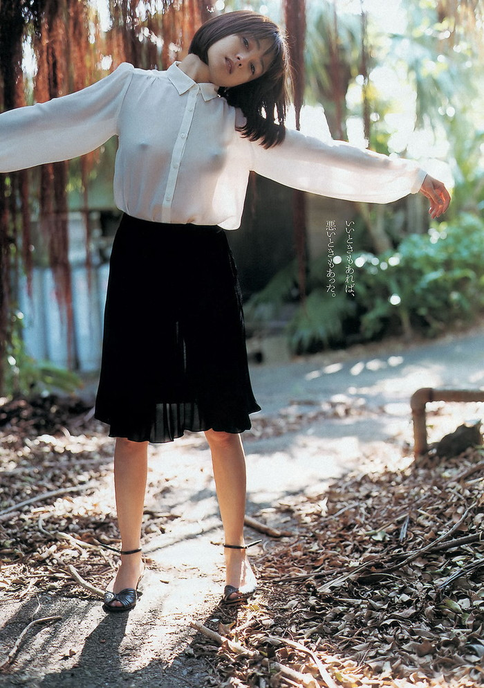 【安達祐実エロ画像】すっかり大人の女に成長した安達祐実のおっぱいがエロい! 30