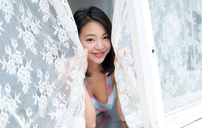 【AV女優エロ画像】南真菜果という元タレントでありRQでもあったAV女優が激カワ! 23