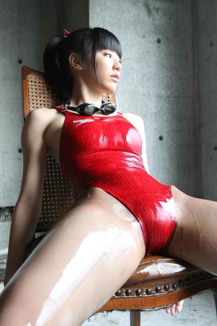 【ローションエロ画像】ヌルテカボディーが大迫力のローションまみれの女たち! 06