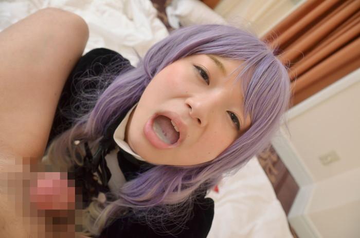 【コスプレエロ画像】アニメコスプレのままハメまくり!コスプレ美少女! 18