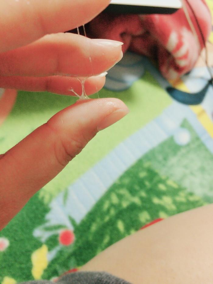 【愛液エロ画像】オマンコからトロトロ溢れ出したマン汁!これが本気の証! 19