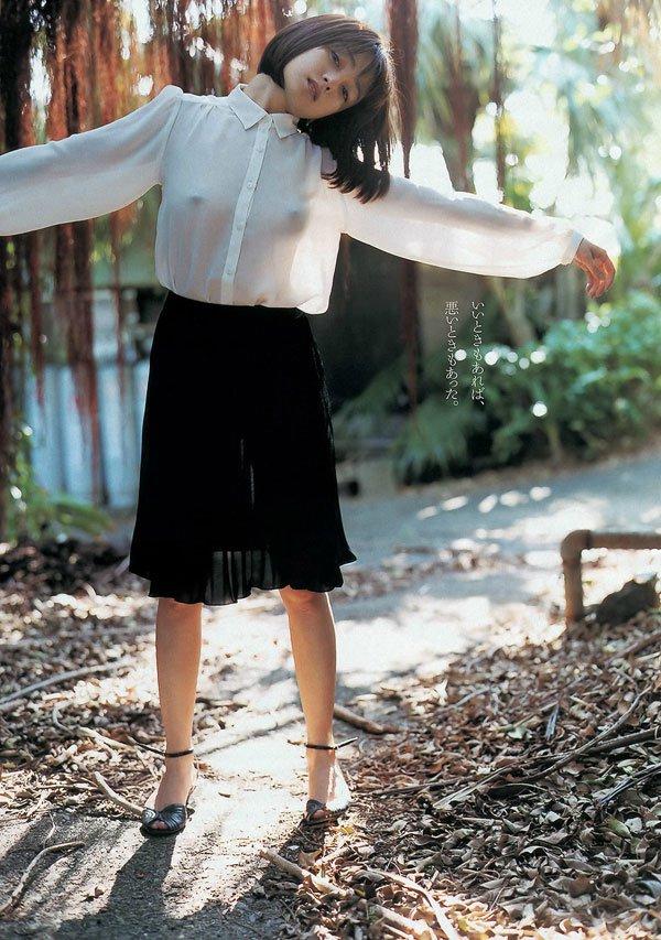 【脱いだ芸能人エロ画像】歴代の脱いだ芸能人たちの美しすぎる裸体に勃起必至! 14