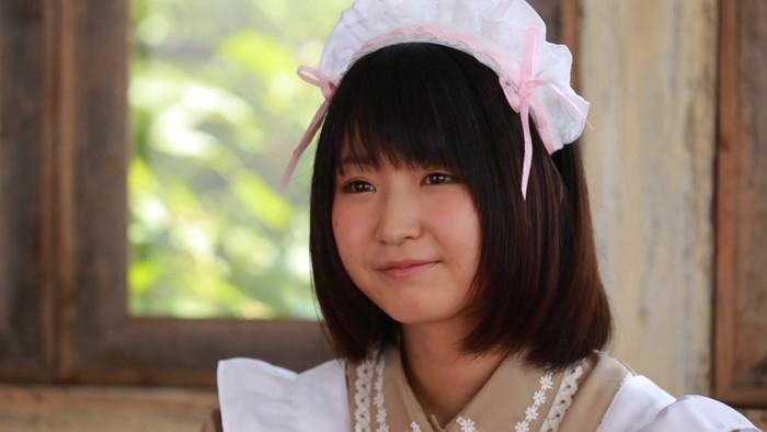 【浅田結梨エロ画像】話題沸騰!現役メイド喫茶のメイドがAVデビューだと!? 06