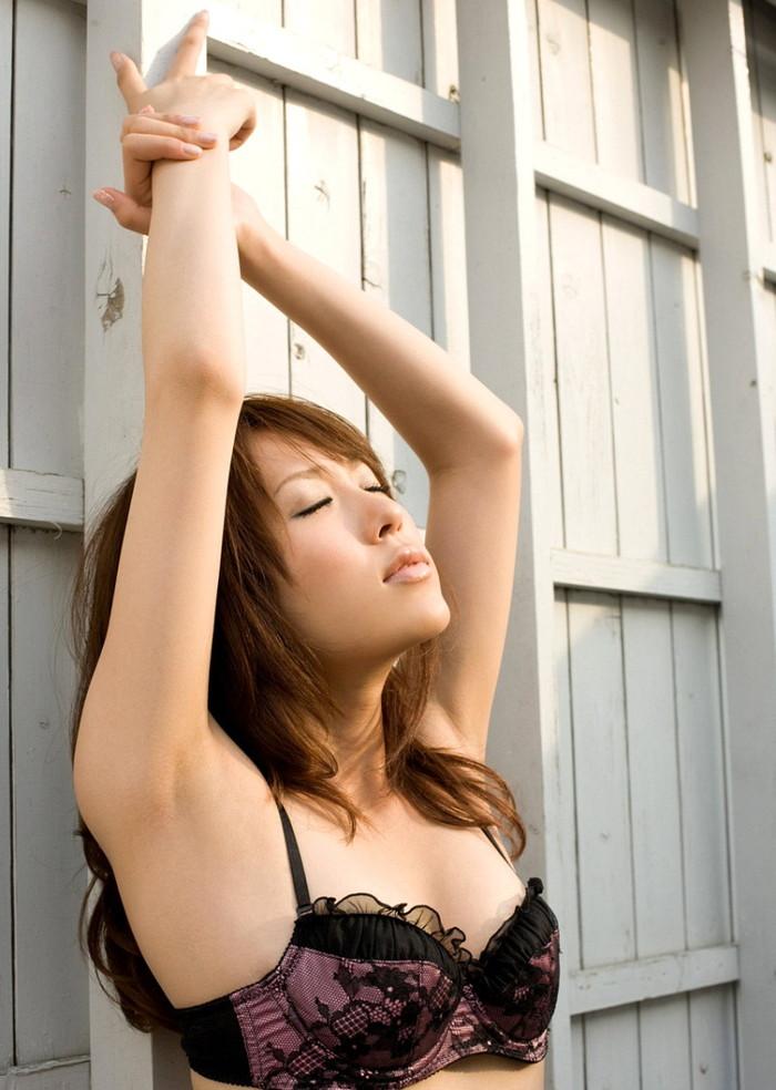 【AV女優エロ画像】まさに春のイメージがピッタリの透明感のある魅力のAV女優 07