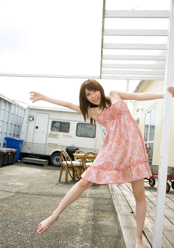 【AV女優エロ画像】まさに春のイメージがピッタリの透明感のある魅力のAV女優 18